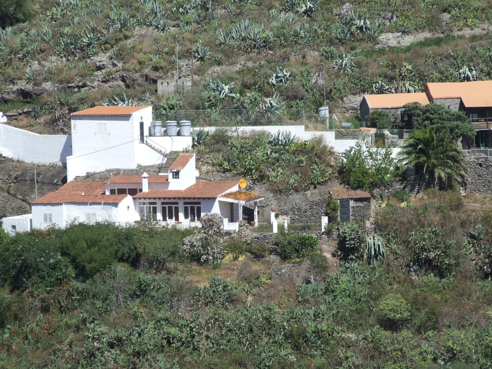 Casa + terreno en Pino Santo Bajo (Santa Brígida)