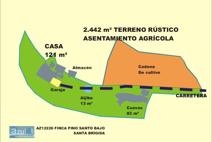 AZUL INMOBILIARIA AZ12226-16