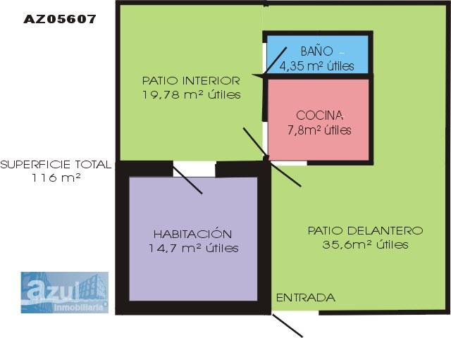 AZUL INMOBILIARIA AZ05607-10