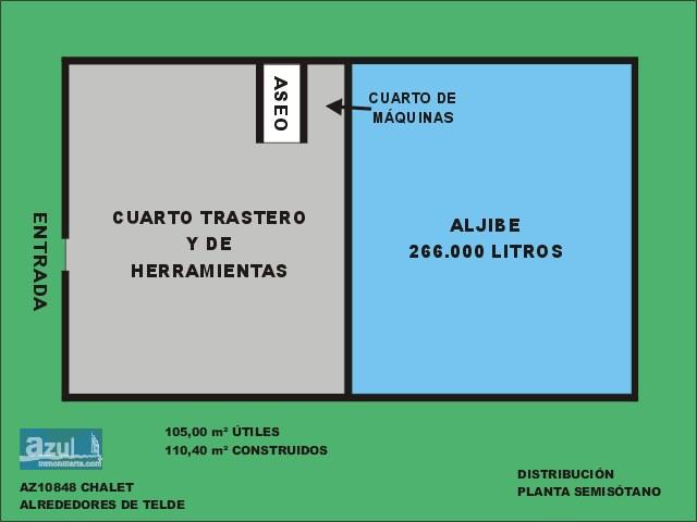 AZUL INMOBILIARIA AZ10848-22