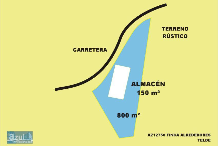 AZUL INMOBILIARIA AZ12750-01