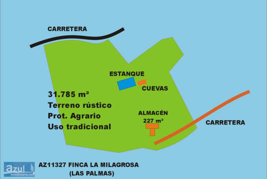AZ11327 FINCA LA MILAGROSA