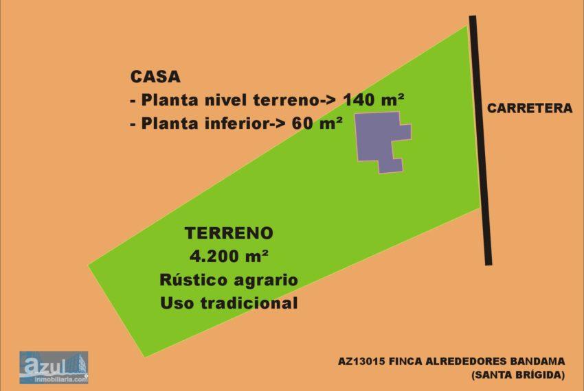 AZUL INMOBILIARIA AZ13015-01